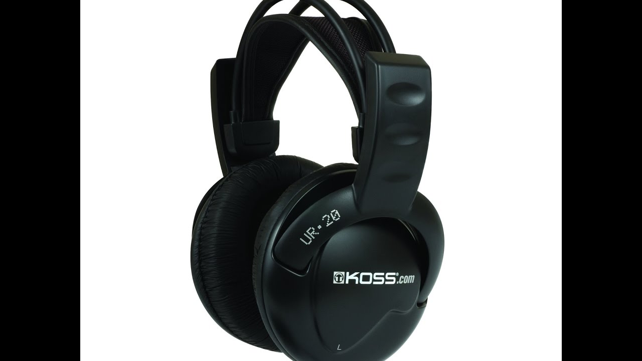 Full-size headphones: a review of the best models and reviews 7
