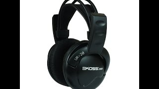 Video Are these $16 Walmart headphones any good? Review of Koss UR20 Full-Size Over-The-Ear Headphones download MP3, 3GP, MP4, WEBM, AVI, FLV Agustus 2018