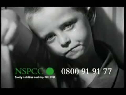 Image result for nspcc advert