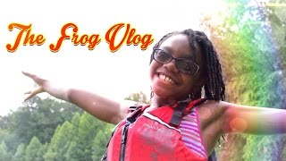 The Frog Vlog: We go Tubing down the Chattahoochee River