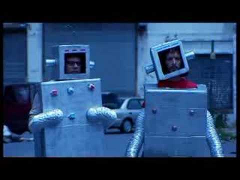 Robots - Flight Of The Conchords (Lyrics)