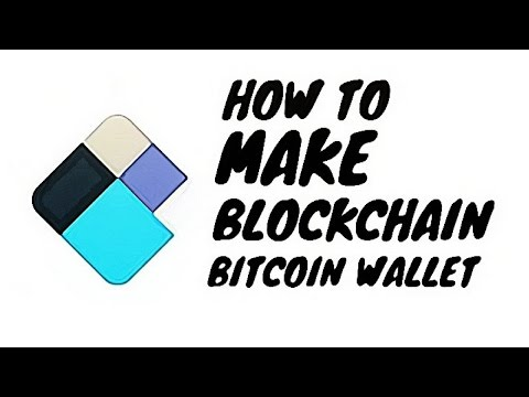 How to make Blockchain Bitcoin Wallet in Hindi | Money Station |
