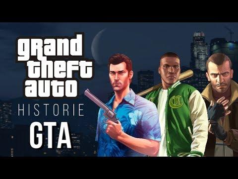 HISTORIE Grand Theft Auto