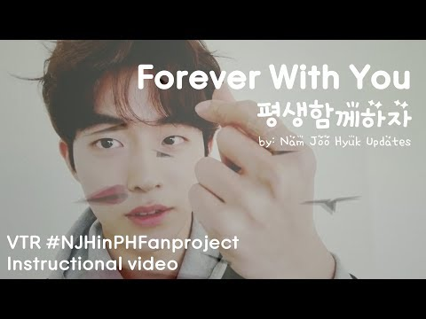 Nam Joo Hyuk in Manila VTR #NJHinPHFanproject | September 23, 2017