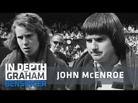 John McEnroe: Jimmy Connors is a complete a-hole
