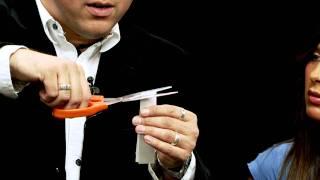 Video: Magic Tricks You Can Master: Paper Magic