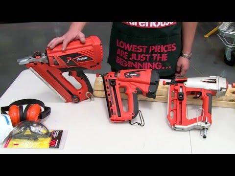 Tips for Using a Nail Gun - DIY at Bunnings