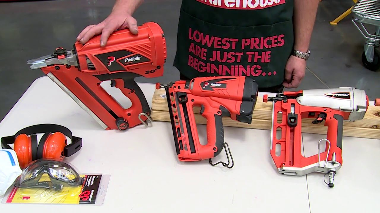 Pin Boards Bunnings Tips For Using A Nail Gun Diy At Bunnings