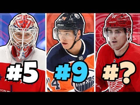 Ranking Every NHL Teams Best Rookie From The 2019-20 Season