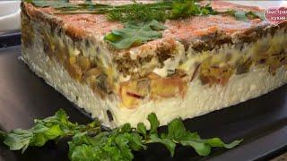 НОВИНКА. Салат с необычным сочетанием продуктов.