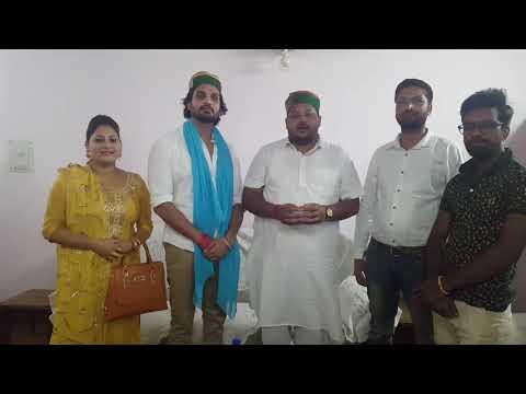 Bhagwan Valmiki ji Pargat Divas & Randeep gill & Yuvraj Hans Dhramsala 2017