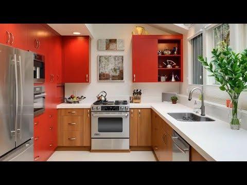 50 Los mejores ideas de cocina moderna para espacios pequeños