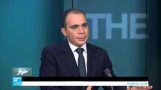 الأمير علي بن الحسين: حان الوقت لوصول عربي لرئاسة الفيفا (فيديو)