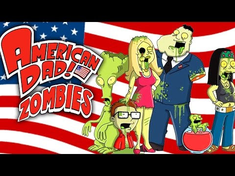 AMERICAN DAD ZOMBIES ★ Call Of Duty Zombies Mod