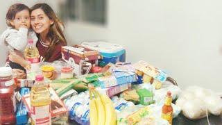 Qué Compramos En el Supermercado?!?! | Mamá a los 18