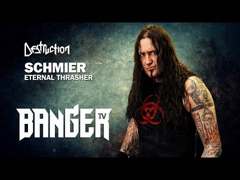 DESTRUCTION leader Schmier interview | Metal Giants
