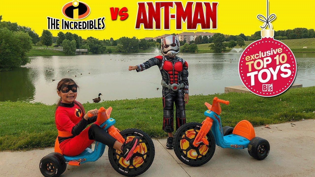 superheroes-antman-vs-incredibles-big-wheel-race-bj-s-top-10-holiday-toys
