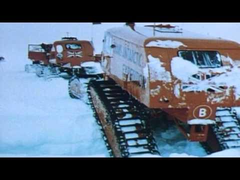 Rare trans-Antarctic
