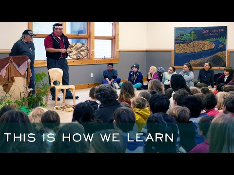 This is how we learn at Lake Champlain Waldorf School
