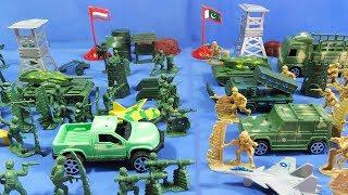 Bolsa de Soldados y Arsenal Militar de JUGUETE - BATALLA - TOYS REVIEW screenshot 2