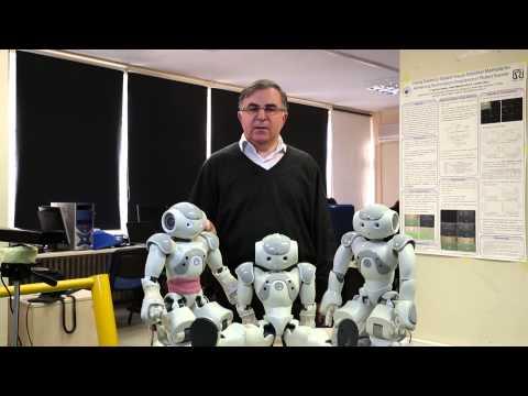 Prof. Dr. Levent Akın - Yapay Zeka ve Robotlar
