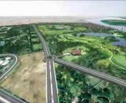 Development of the new Mogran City, Khartoum-Sudan