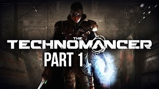 The Technomancer Gameplay Walkthrough Part 1 - INTRO