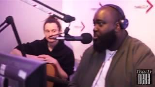 Neha Interviews Ricardo Williams On TheVIBE Pulse88 Radio