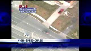 Uncut: High-Speed Chase Weaves Through Metro