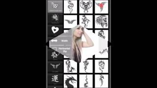 Tattoo my Photo 2.0 (2.49) APK screenshot 1