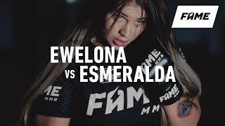 FAME MMA 5: Ewelona vs Esmeralda (Zapowiedź walki)