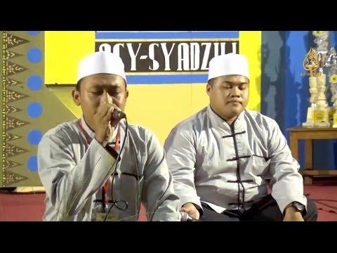 Indana Zulfa - Juara 1 Festival Banjari PPSQ Asy-Syadzili 2017