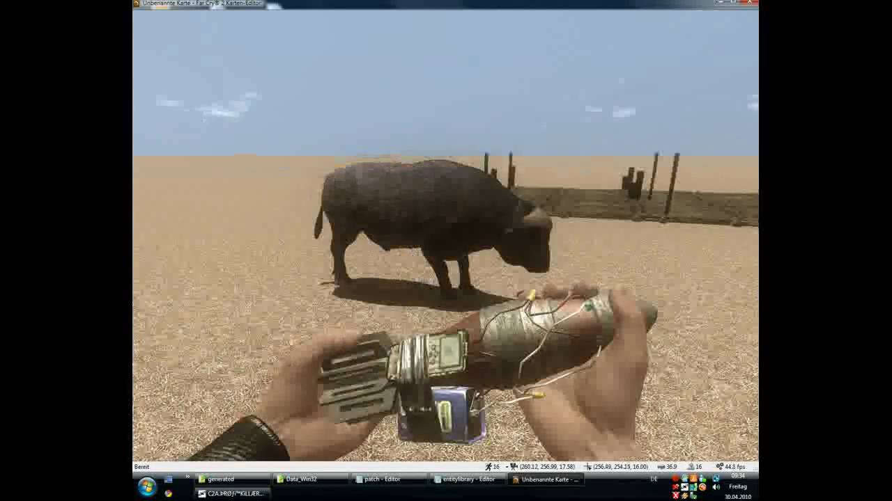Far Cry 2 Editor Finos Editor Mod V2 6 21 Fortunes Pack