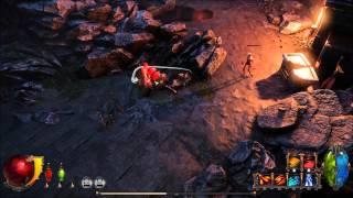 Umbra prototype gameplay
