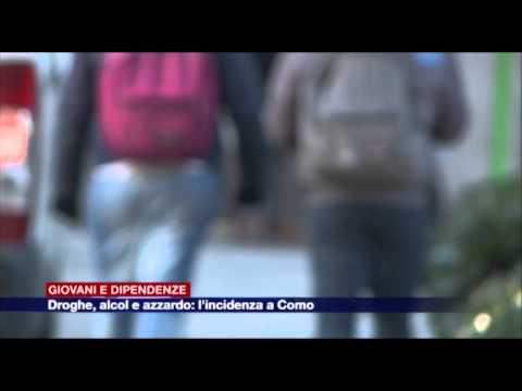 Etg - Giovani E Dipendenze Da Droga, Alcol E Azzardo
