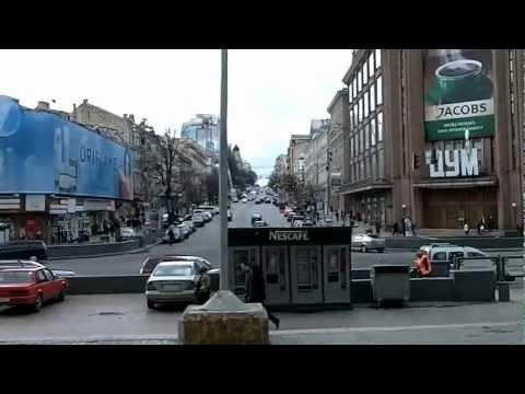 WALKING ON KIEV (1)