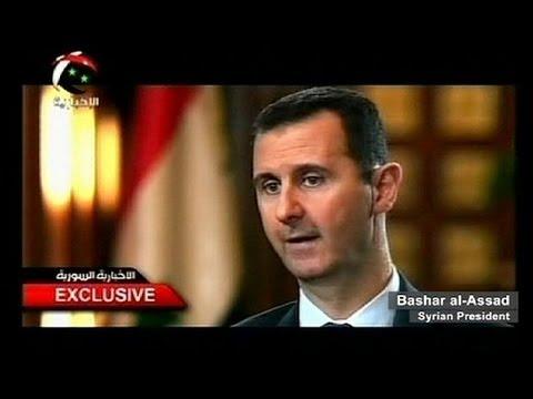 Башар Асад: история