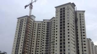 Tiến độ dự án chung cư Trung Văn - Nam Từ Liêm tháng 11/2015