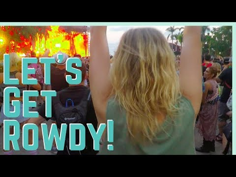 GETTING ROWDY IN MIAMI! (ULTRA MUSIC FESTIVAL) || FULL TIME RV LIVING