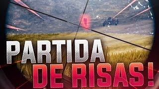 😂 ¡PARTIDA DE RISAS Y TROLLEADAS BRUTALES! 😂 PLAYERUNKNOWN'S BATTLEGROUNDS ESPAÑOL (PUBG)