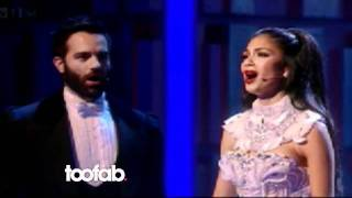 Nicole Scherzinger - Phantom Of The Opera (Live at Royal Variety)