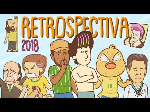RETROSPECTIVA ANIMADA 2018 - Canal Nostalgia Mp3
