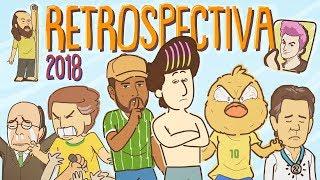 RETROSPECTIVA ANIMADA 2018 - Canal Nostalgia Video