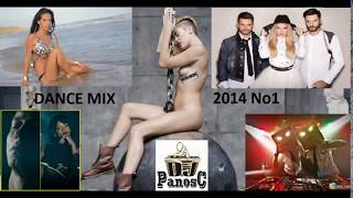 Dance Mix 2014 No1 - DJ Panos C