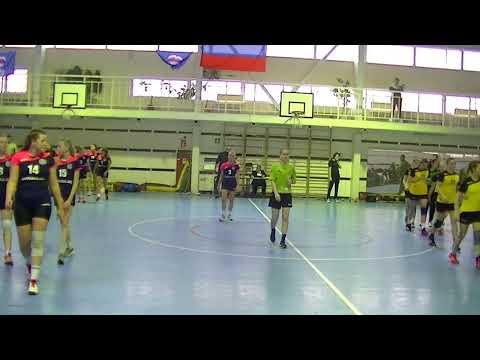 II этап (межрегиональный) Всероссийских соревнований. Девушки до 16 лет. Зона ЮФО и СКФО. 3-й день