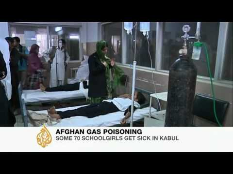 Poison gas hits Afghan schoolgirls