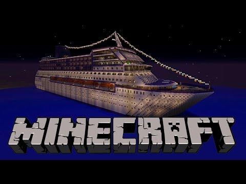 MINECRAFT: Insane Cruise Ship