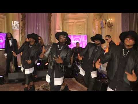 Will I Am - Live@Home - Part 4 - #that power