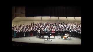 lead kindly light ccsd honor choir