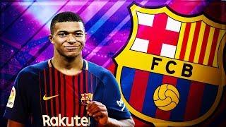 Baixar Transfer RECORD Mbappé semneaza cu Barcelona 200.000.000Euro || FIFA 19 Career Mode Barcelona #2